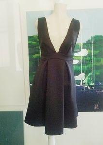 NWOT EU BLACK DRESS